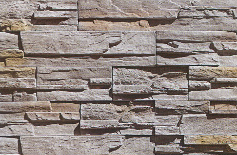 Exterior Wall Decoration Slate Stacked Brick
