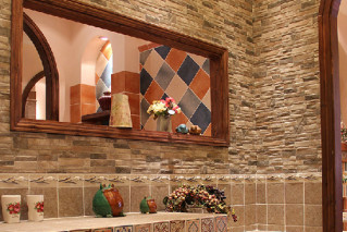 Manufactured Stone Countertops That Create Atmosphere