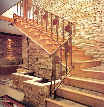 Use Culture stone In Your House Interior Decoration