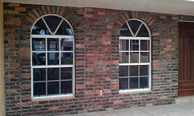 Decorate a Home Out of Man-made Brick